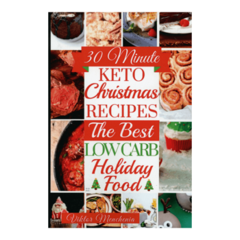30 Minute Keto Christmas Recipes kansi